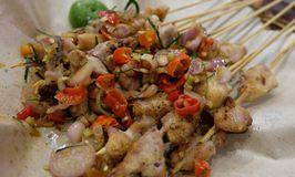 Sate Ayam Taichan Mba Manyun