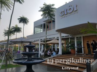 Foto 1 - Eksterior di Gioi Asian Bistro & Lounge oleh Ladyonaf @placetogoandeat