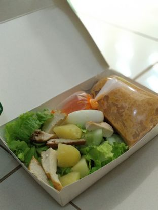Foto 1 - Makanan di Gado - Gado Boplo oleh Eunice