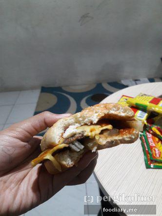 Foto Makanan di Carl's Jr.