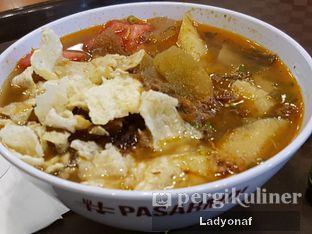 Foto 2 - Makanan di Soto Mie Sawah Lio oleh Ladyonaf @placetogoandeat