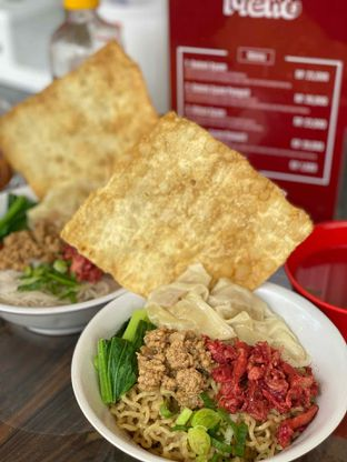 Foto 2 - Makanan di Bakmi Anak Alim oleh @Perutmelars Andri