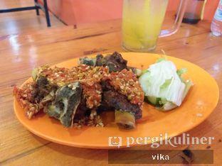 Foto 2 - Makanan di Ayam Goreng Nelongso oleh raafika nurf