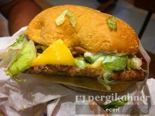 Foto 1 - Makanan di Burger King oleh @Ecen28