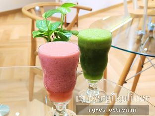 Foto review BLIV Cafe & Juice Bar oleh Agnes Octaviani 1
