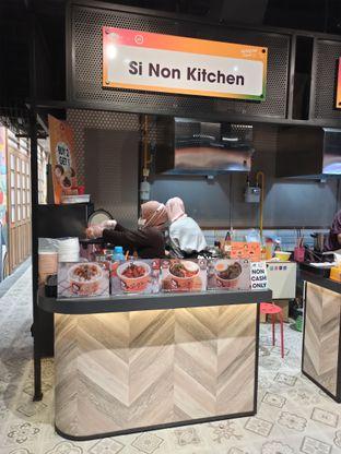 Foto review Si Non Kitchen oleh Junior  4