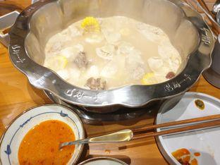 Foto - Makanan(Kuah Pork Ribs ) di Chongqing Liuyishou Hotpot oleh Christopher Edward Tjahja