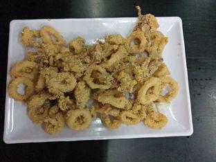 Foto 2 - Makanan(Cumi goreng tepung) di Seafood Station oleh Susan Renata
