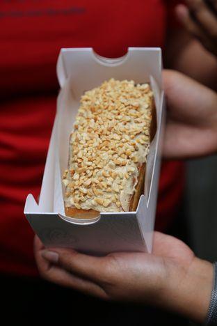 Foto 8 - Makanan(mocca nougat) di Thick Toast oleh Adelaide Lavenia