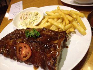 Foto 1 - Makanan di Smokey Ribs oleh IG : FOODTRAVELID