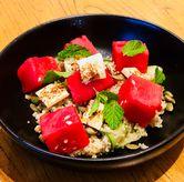 Foto watermelon salad di Nomz