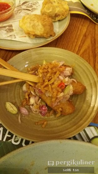 Foto 1 - Makanan di Sate Khas Senayan oleh Selfi Tan