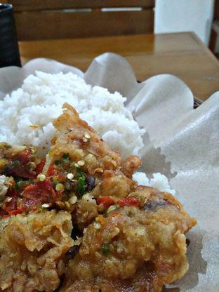 Foto - Makanan di Ayam Geprek Pangeran oleh Caca