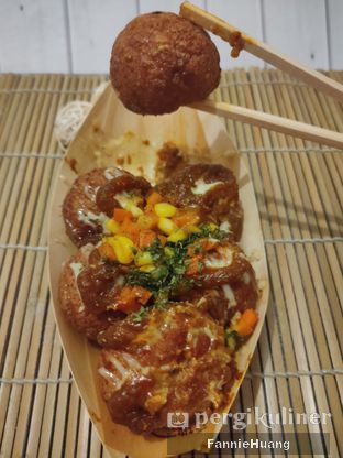 Foto 3 - Makanan di Gindaco oleh Fannie Huang||@fannie599