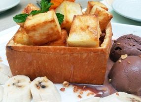 Honey Toast di Jakarta Paling Bikin Nagih yang Perlu Kamu Coba