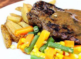 8 Steak Murah di Jakarta yang Enaknya Bikin Ketagihan