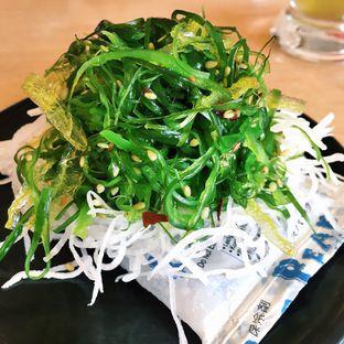 Foto 5 - Makanan(Chukawakame) di Sushi Tei oleh Magdalena Fridawati
