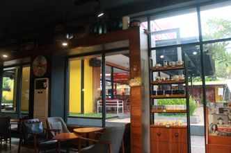 Foto Interior di Angel In Us Coffee