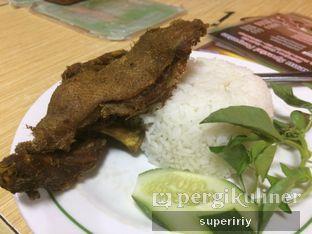 Foto 2 - Makanan(begor dada) di Palupi Bebek Goreng oleh @supeririy