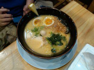 Foto 3 - Makanan(Toripaitan Rmen Miso Dengan Telur (IDR 68k)) di Ramen SeiRock-Ya oleh Renodaneswara @caesarinodswr