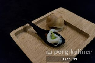 Foto 13 - Makanan(cumi hitam) di Namaaz Dining oleh Tissa Kemala