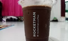 The Rocketman Coffee