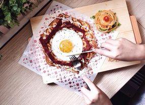 Mengenal Aneka Waffle Paling Populer yang Berasal dari Berbagai Negara