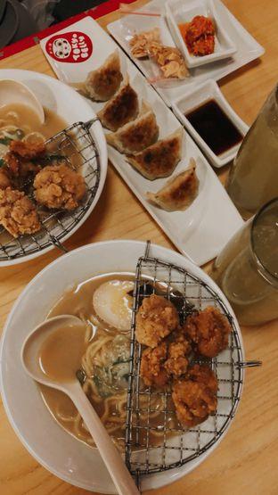 Foto Tori Karaage Ramen , Chicken Gyoza, Ocha di Tokyo Belly
