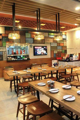 Foto 3 - Interior di Sapo Oriental oleh Prido ZH