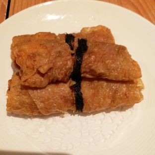 Foto 1 - Makanan(Lumpia udang kulit tahu) di The Duck King oleh Kuliner Limited Edition