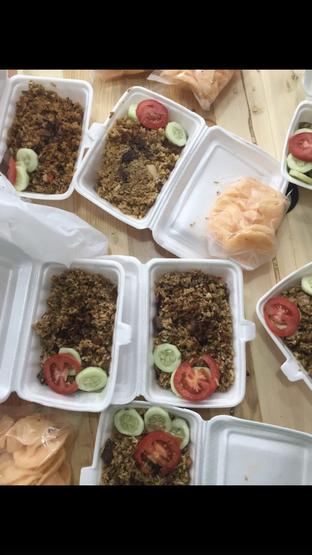 Foto review Nasi Goreng Kebuli Apjay Pak Ivan oleh WhatToEat  1