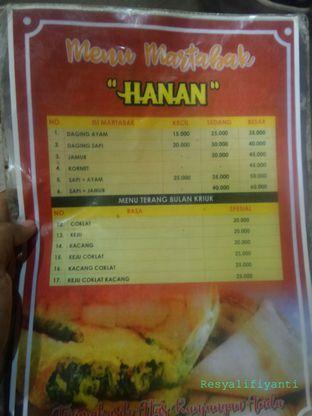 Foto review Martabak Hanan oleh Resy Alifiyanti 2
