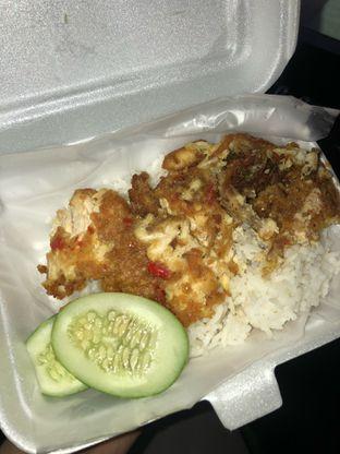 Foto 1 - Makanan di Ayam Geprek Juara oleh Mitha Komala