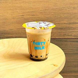 Foto review Dirty Milk oleh Fenny Cancerlia IG: Fennycancerliasutrisno 3