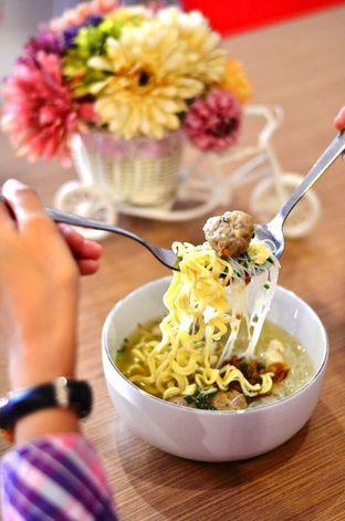 Foto - Makanan di Bakso Nyuk Nyang Aleang Makassar oleh Couple Fun Trip & Culinary