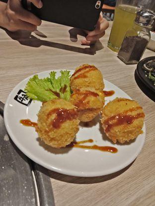 Foto 1 - Makanan(Croquette ) di Gyu Kaku oleh Elena Kartika
