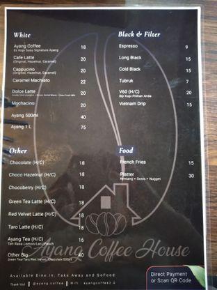 Foto - Makanan di Ayang Coffee oleh Hamzah Zuhdi
