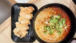 Foto 1 - Makanan(Tantan Gyoza Set) di Toyofuku oleh Komentator Isenk