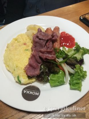Foto 2 - Makanan di Mokka Coffee Cabana oleh Hani Syafa'ah