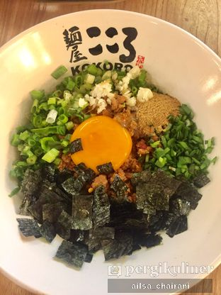Foto 2 - Makanan di Kokoro Tokyo Mazesoba oleh Ailsa Chairani