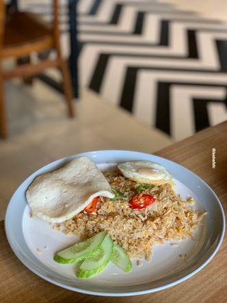 Foto Makanan di Delapan Padi