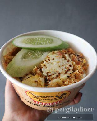 Foto - Makanan(Geprek Blenger) di Ayam Keprabon Express oleh Makan Harus Enak @makanharusenak