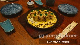 Foto 12 - Makanan(Grilled Unagi Mentai Cheeseeon on Egg Platter) di Seigo oleh Fahmi Adimara