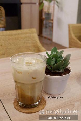 Foto 1 - Makanan(Bulung Pandan Coffee) di Tanagodang Coffee oleh Shella Anastasia