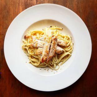 Foto - Makanan(Chicken Carbonara) di Chez Bubu oleh Eric  @ericfoodreview