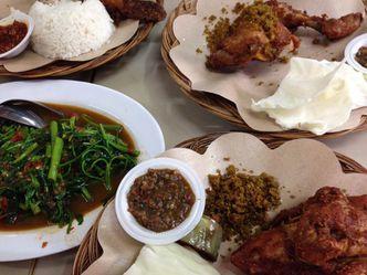 Foto Makanan di Ayam Lepaas
