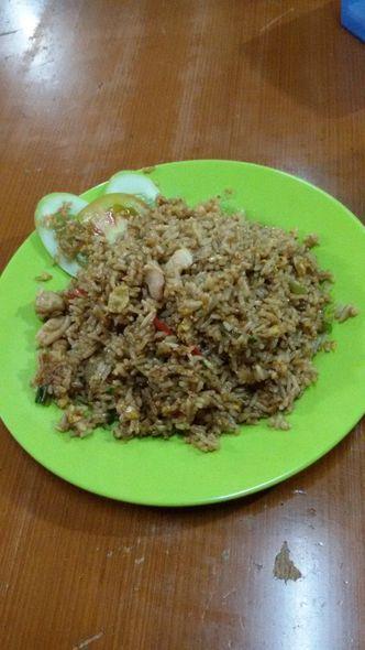 Foto Makanan di RM Afui Masakan Kalimantan
