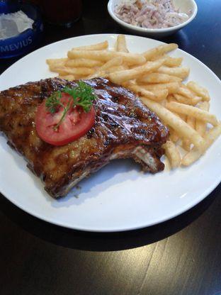 Foto 1 - Makanan di Smokey Ribs oleh Raka Pradipta