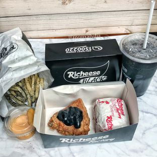 Foto review Richeese Factory oleh Lydia Adisuwignjo 1