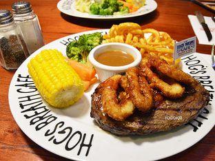 Foto 1 - Makanan di Hog's Breath Cafe oleh IG: FOODIOZ
